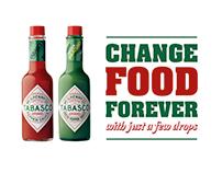 Tabasco - Change Food Forever