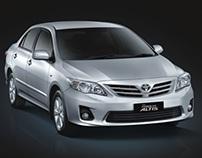 Toyota Altis 2012 launch