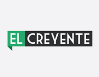 'El Creyente' Spanish Magazine logo