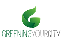 Greening your City - Logo