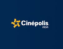 Pitch Design for Cinepolis India