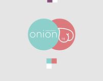 ONION パンツ Logo