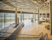 Queen Alia International Airport - Jordan
