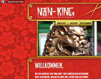 Nan-King Restaurant Website