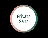 Private Sans Typefamily