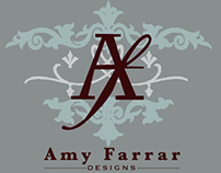 Amy Farrar Designs Logo