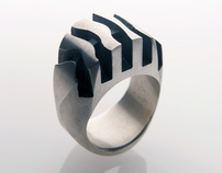 Untitled Ring Silver