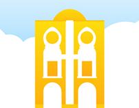 Masjid Hamza Web Mockups