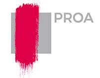 Identidad institucional - Fundación PROA