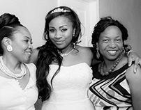 Black Beauty-White Wedding