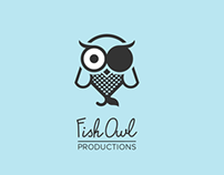Logo for Fish Owl Productions
