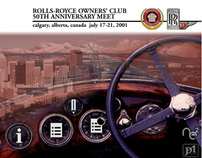 DIGITAL/WEB - Rolls Royce Owners' Website