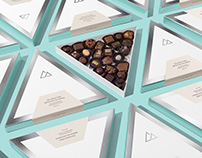 Rocky Mtn Chocolate Rebrand, Packaging and Store Design
