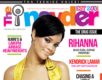 The Insyder Magazine June Issue