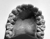 Teeth (hand-carved wax)