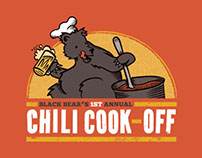 Black Bear 1st Annual Chili Cook-Off
