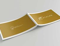 CATALAN Arabic Brochure Design