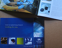 Center for Applied Energy Research Brochure