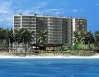 amara building, cancun, 2008