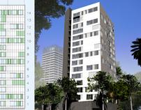 condesa building, mexico city, 2009