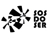 "logo ""SOS DO SER"""