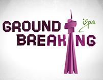 ISPA Conference: Groundbreaking