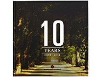 POGGIO AL TESORO - 10 YEARS CELEBRATING BOOK