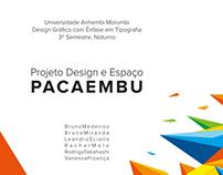 Projeto Design e Espaço Pacaembu