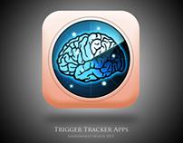 Trigger tracker app icon