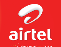 AIRTEL Network campagne