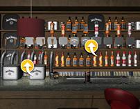 3D Interactive Bar