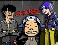 Gorillaz Interactive