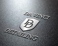 DaVinci Auto Detailing Brand Identity & Web Design