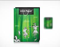 Campaign work for Green pepper ( Men's studio)