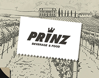 Prinz — Food & Beverage from Italy
