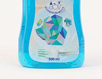 Series dishwashing detergents