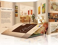Brochure Design For Emaar Pakistan