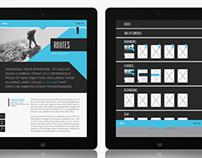 Grip Magazine iPad Application