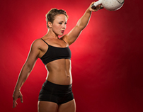 Kettlebell Female Fitness