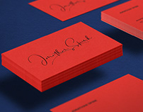 Branding / Logo -Jonathan Spink