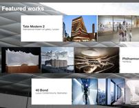 Herzog & de Meuron Architekten website
