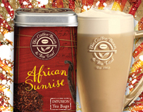 African Sunrise Tea