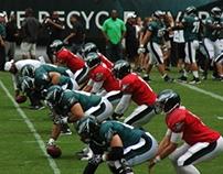 Eagles 2013 Training camp