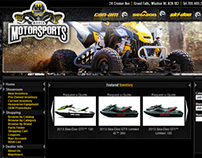 Marsh Motorsports Website
