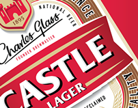 Castle Lager Corperate Identity