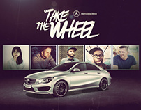 Mercedes-Benz - CLA Take the Wheel Trailer