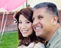 Evelyn & Mario's maternity session