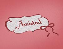 Branding Identity: Amistad