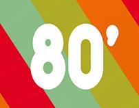 Los 80' y el nacimiento del videoclip
