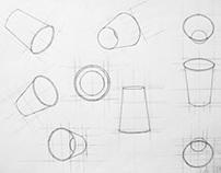 ART 101-Beginning Drawing Week #3